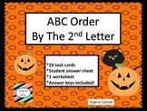 ABC Order Center Halloween Theme