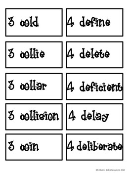 ABC Order Center for Guide Words
