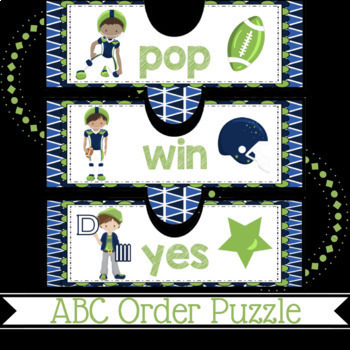 ABC Order Centers | 6 Seattle Themed