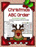 ABC Order Christmas Edition