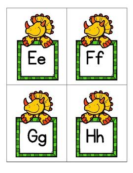 ABC Order Dinosaurs