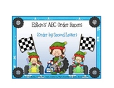 "ABC Order Elfkins Engines ""Second Letter"""