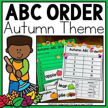 ABC Order - Fall