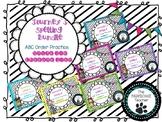 ABC Order First Grade Journeys BUNDLE Unit 1-6