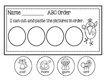 """ABC Order Is """"Tweet"""""""