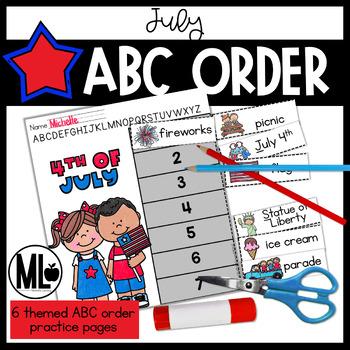 ABC Order July