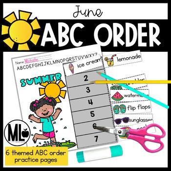 ABC Order June