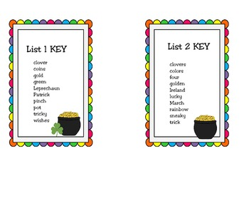 ABC Order Language Arts Center Freebie