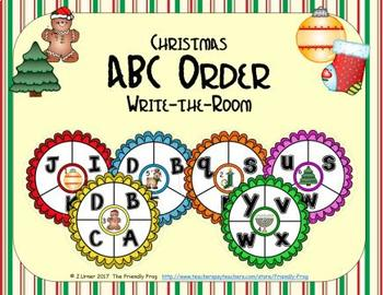 ABC Order: Letters Edition (December)