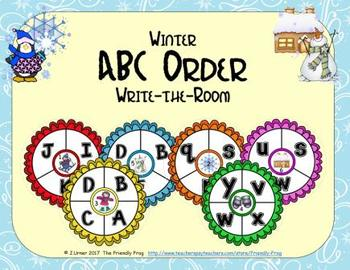 ABC Order: Letters Edition (January)