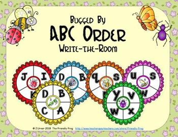 ABC Order: Letters Edition (May)