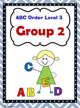 ABC Order Level 3