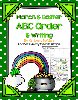 ABC Order March and Easter