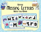 ABC Order: Missing Letters (January)