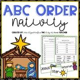 ABC Order - Nativity