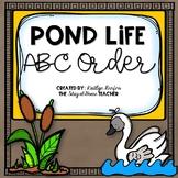 ABC Order Pond Life