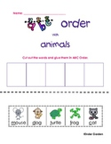 ABC Order Printables Pack
