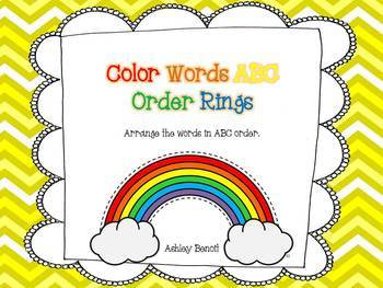 ABC Order Centers