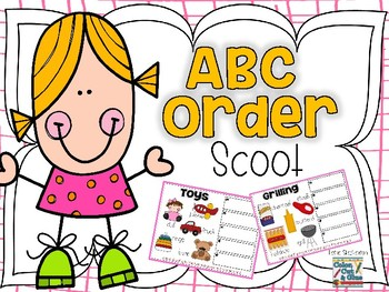ABC Order Scoot