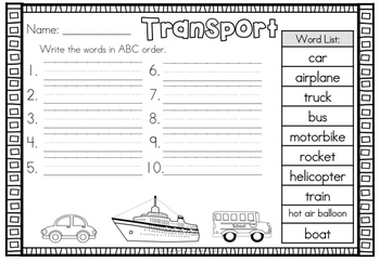 ABC Order Transport