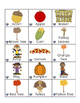 ABC Order Task Cards: Fall