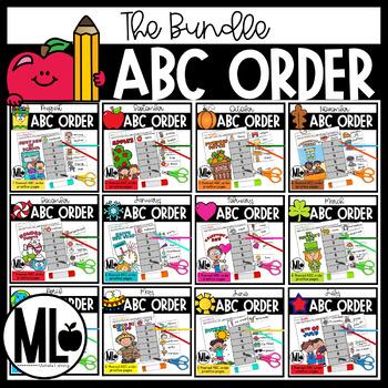 ABC Order - The Bundle