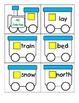 ABC Order Train - Alphabetizing Center Activity