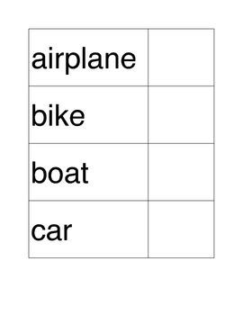 ABC Order Transportation