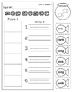 ABC Order. Unit 3. Reading Street. First Grade. Cut and Paste
