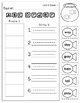 ABC Order. Unit 4. Reading Street. First Grade. Cut and Paste