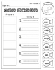 ABC Order. Unit R. Reading Street. First Grade. Cut and Paste