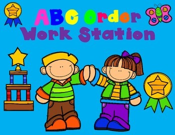ABC Order Workstation and Center