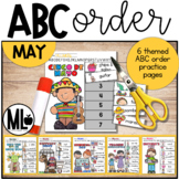 ABC Order for May