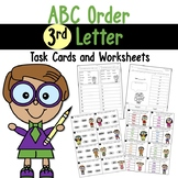 ABC Order to the 3rd Letter