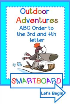ABC Order to the 3rd Letter - Button Up