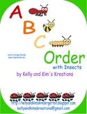 ABC Order with Insects