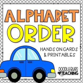 ABC Ordering Unit / Letter Order Review