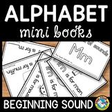 KINDERGARTEN ALPHABET BOOKS PRINTABLES (ABC EMERGENT READERS)