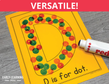 Alphabet Activities | Letter Collage Sheets |Editable ABC Activity Pages