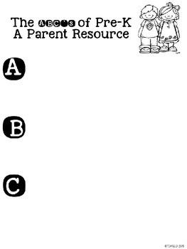 ABC Parent Resource Editable