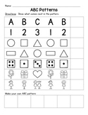 ABC Patterns
