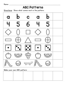 ABC Patterns