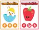 ABC Peg It Game Instant Download PDF; Preschool, Kindergarten, School
