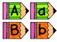 ABC Pencils- Letter Match