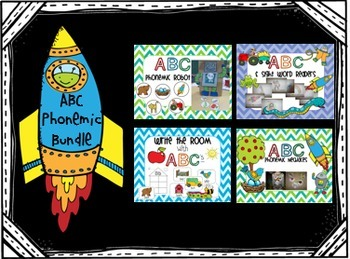 ABC Phonemic Fun {Bundled}