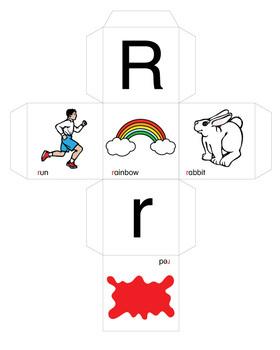 ABC & Phonics Cubes
