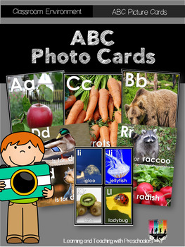ABC Photo Cards