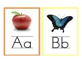 ABC Photo Flash Cards