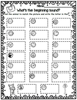 ABC Photo Safari (Activities to Reinforce the Alphabet )