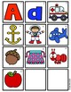 ABC Picture Cards for Kindergarten and First Grade